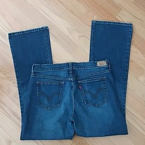 Levis Pants - Levi's Boot Cut Jeans
